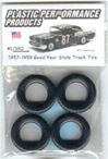 1957-59 Nascar Goodyear Tires (1:25 1:24) (set of 4)