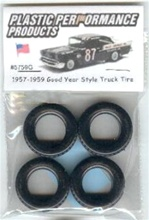 1957-59 Nascar Goodyear Tires (set of 4)