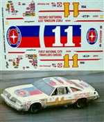 1978 Cale Yarborough First National City Olds Championship Car #11 (1/25)