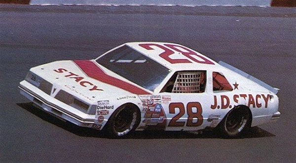 CD/_3246 #55 Benny Parsons 1983 Buick Regal  1:24 Scale DECALS