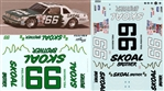 1983 Skoal Brother Pontiac Lemans Phil Parsons Decal (1/25)