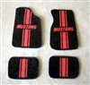 Mustang Car Mat Set (1/25)