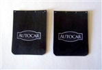 Autocar Truck Mud Flap Set (1/25)