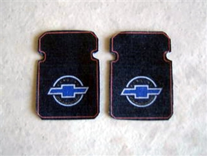 Chevrolet Car Mat Set (1/25)