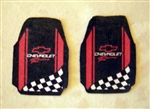 Chevy Racing Car Mat Set (1/25)