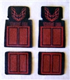 Trans Am Car Mat Set (1/25)