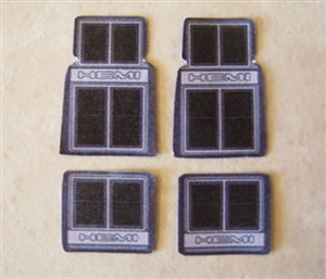 Hemi Car Mat Set (1/25)