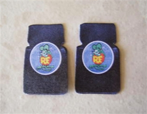 Rat Fink Car Mat Set (1/25)