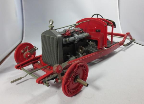 Pocher K on Alfa Romeo 8c 2300 Monza