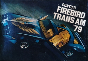 1979 Pontiac Firebird Trans Am Promo Kit (Starlight Black) (1/25) (fs)