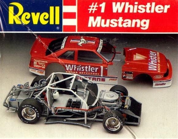 1989 Scca Ford Mustang 1 Whistler 1 25 Fs