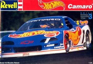 "Vintage Car Parts >> 1993 ""Hot Wheels"" Camaro (fs) 1992 SCCA Trans Am Champion (1/25) (rsi)"