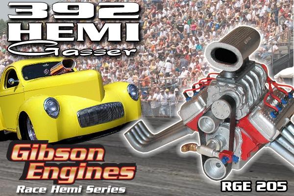 Rge on 392 Hemi Engine Covers