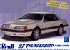 1987 Ford Thunderbird Turbo Coupe (1/24) (fs)