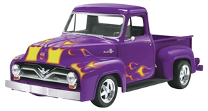 1955 Ford F-100 Street Rod (1/24) (fs)