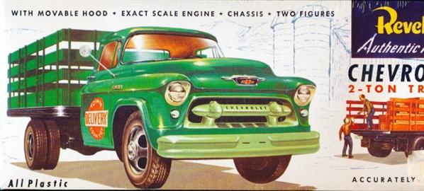 1955 Chevrolet 2 Ton Truck 1 48 Fs