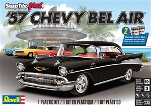 1957 Chevy Bel Air (SnapTite) (1/25) (fs)