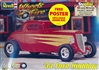 1934 Ford Highboy 'Wheels of Fire' Snap Kit (1/25) (fs)