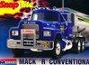 "Mack ""R"" Conventional and Fruehauf Tanker Trailer 1/32 (fs)"