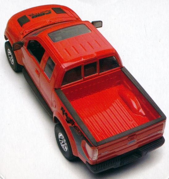 2014 Ford SVT F 150 Raptor Pickup Snap Tite 125 Fs