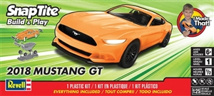 "2018 Mustang GT Snap-Tite (1/25) (fs)<br><span style=""color: rgb(255, 0, 0);"">Back In Stock</span>"