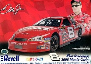 2006 Budweiser 8 Monte Carlo Driven By Dale Earnhardt