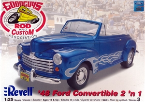 1948 Ford Convertible (1/25) (fs)