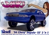 1994 Chevy Impala SS (2 'n 1) Donk or Stock (1/25) (fs)
