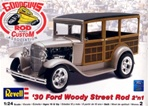1930 Ford Woody Street Rod (1/24) (fs)