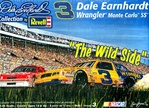1987 Wrangler #3 Dale Earnhardt 'Wild Side, Pass in the Grass' Monte Carlo (1/24) (fs)