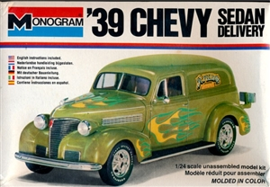 1939 Chevy Sedan Delivery (1/24)
