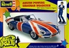 Austin Powers Shaguar Roadster with Austin Powers figure (1/25) (fs)