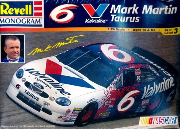 1998 Mark Martin Quot Valvoline Quot 6 Ford Taurus 1 24 Fs