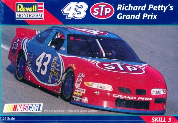 1997 Pontiac Grand Prix Richard Petty 43 Stp 1 24 Fs