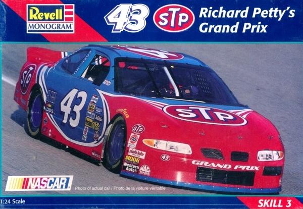 1997 Pontiac Grand Prix Richard Petty 43 Stp 1 24 Fs