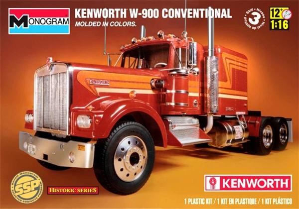Kenworth W-900 Conventional (1/16) SSP (fs)