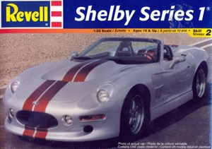 Shelby Series 1 Cobra Roadster Concept Car (1/25) (fs)