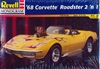1968 Corvette Convertible (2 'n 1) (1/25) (fs)