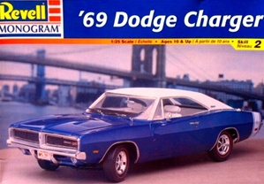 1969 Dodge Charger R/T (1/25) (fs)