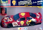 1998 Ford Taurus #9 Lake Speed 'Cartoon Network Wacky Racing (1/24) (fs)