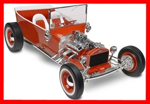 "1924 Ford T Roadster ""Big Tub""  (1/8) (fs)"