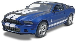 2010 Ford Shelby Mustang GT500 (1/12) (fs)