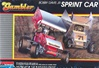 "1987 Sprint Car Bobby Davis, Jr  # 6  ""Gambler"" Winged Spirit (1/24) (fs)"