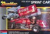 "1987 Sprint Car Steve Butler's # 1  ""Stoops"" Winged Spirit (1/24) (fs)"