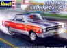 1968 Dick Landy Dodge Dart GTS with Figure (1/25) (fs)