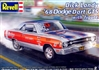 1968 Dick Landy Dodge Dart GTS with Figure (1/25) See More Info