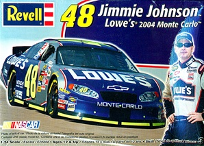 2004 Lowes # 48 Monte Carlo  driven by Jimmie Johnson (1/24) (fs)