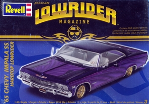 1965 Chevy Impala SS 396 'Lowrider Magainze' (1/25) (fs)