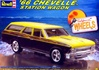 1966 Chevelle Custom Station Wagon (1/25) (fs)