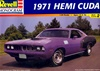 1971 Plymouth Barracuda  (1/24) (fs)